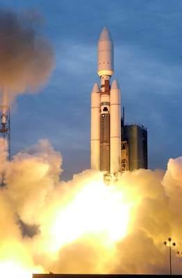 Start rakiety Titan 4 (II)