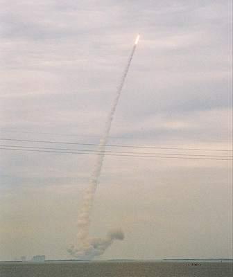 Start rakiety Titan 4 (VI)