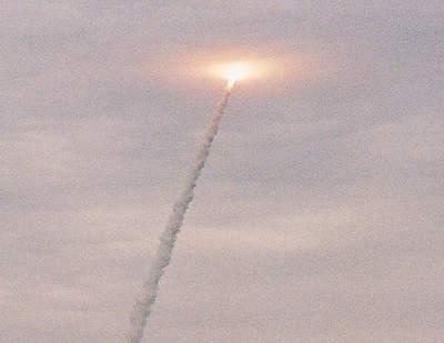 Start rakiety Titan 4 (VII)