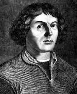 Portret Mikołaja Kopernika