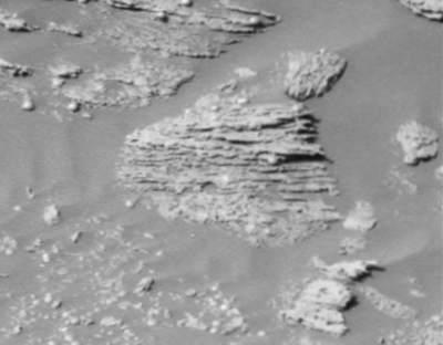 Warstwowa skała