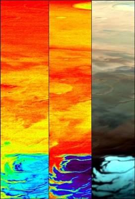 Południowa czapa polarna Marsa