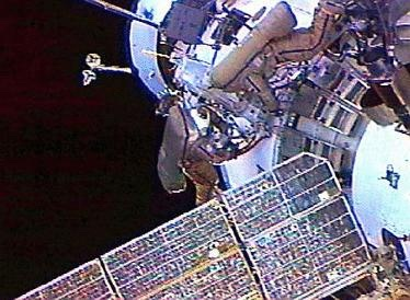 Spacer na ISS 26/27.02.2004