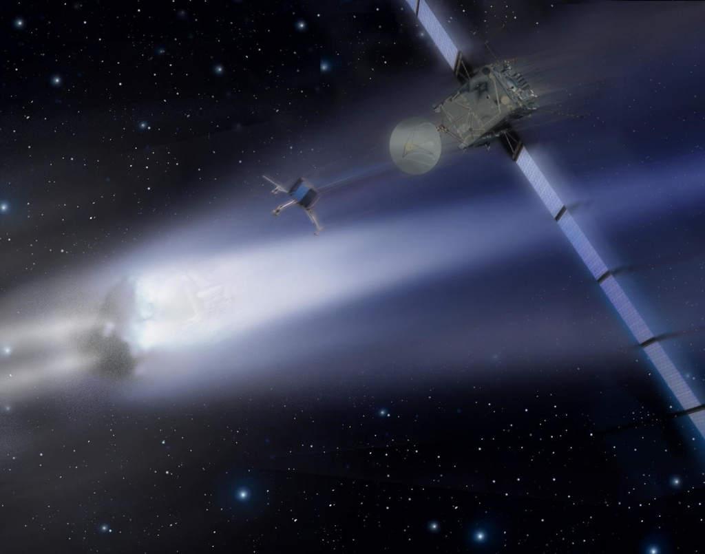 Rosetta iPhilae
