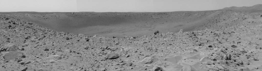 Krater Bonneville