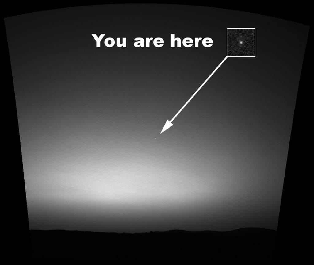 Ziemia z Marsa