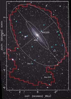 M31 i nowo odkryte gromady kuliste