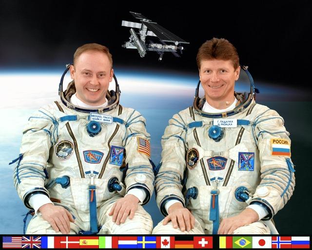 Załoga Dziwiąta ISS