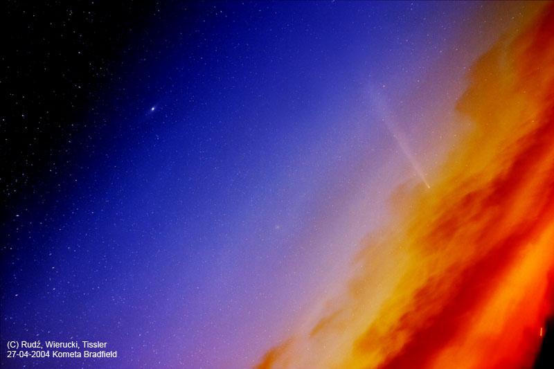 Kometa Bradfielda