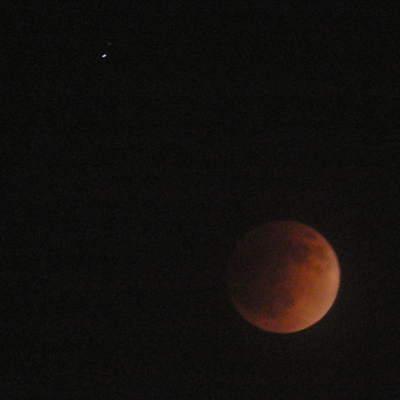 Zaćmienie Księżyca 4 maja 2004 zPoznania (5)