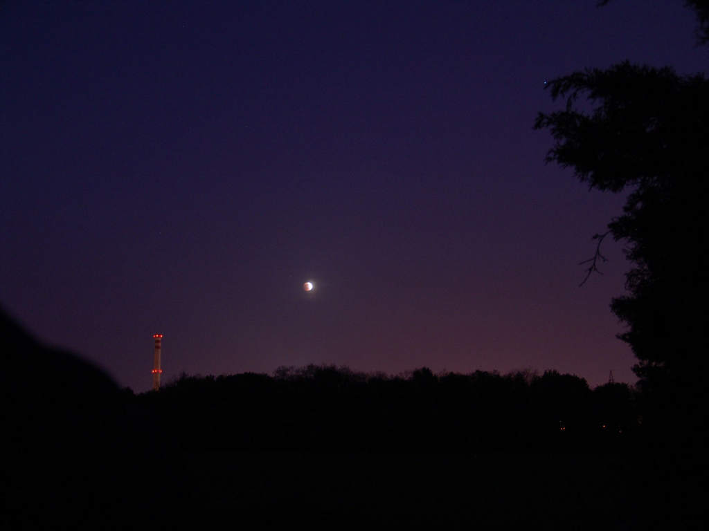 Zaćmienie Księżyca wobiektywie Tomasza Klóski (2)