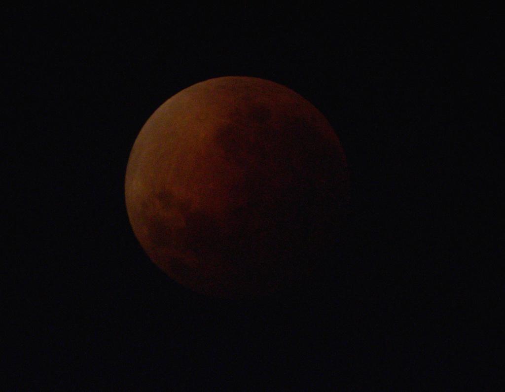 Zaćmienie Księżyca w obiektywie Marcina Grzybowskiego (8)