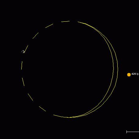 Zakrycie Wenus, 21 maja 2004 - początek