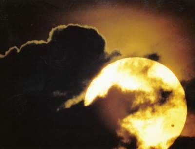 Wenus przez chmury