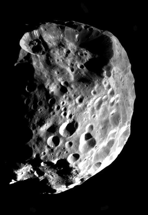 Cassini widzi Febe