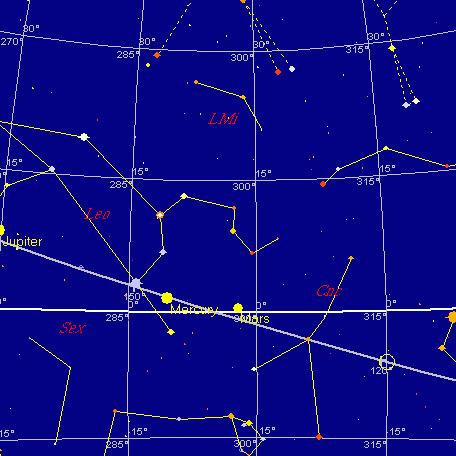 Niebo zachodnie, 21 lipca 2004, 21:35