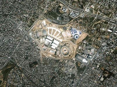Stadiony ateńskie przed Olimpiadą letnią 2004