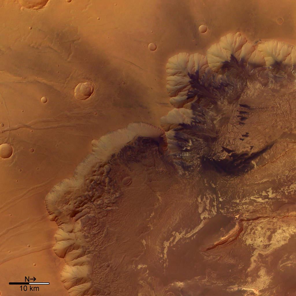 Melas Chasma (II)