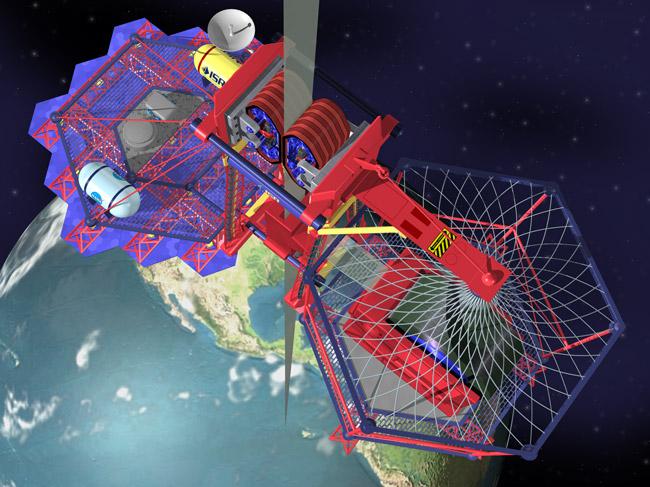 Wagonik kosmicznej windy