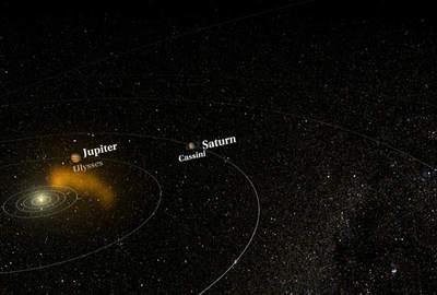 Koronalny wyrzut słonenczy wUkładzie Słonecznym