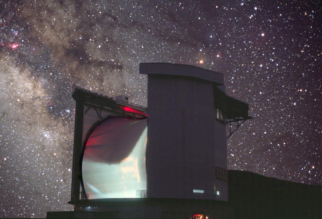 The James Clerk Maxwell Telescope (JCMT)