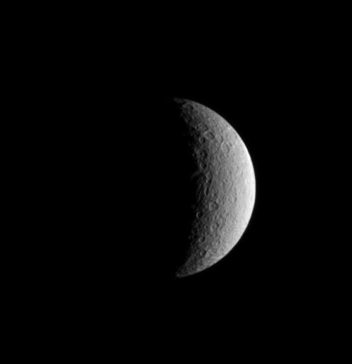 Rea widziana przez Cassiniego