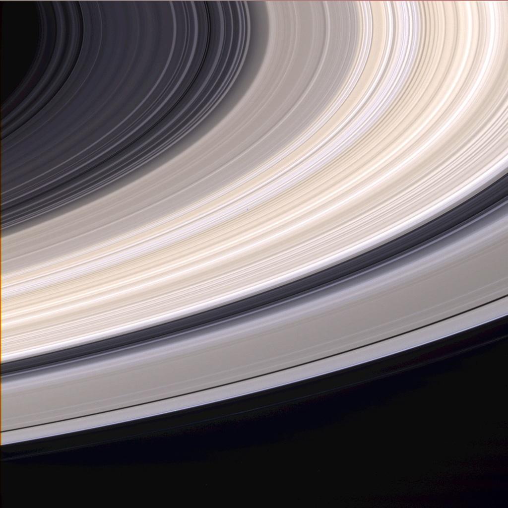 Prawdziwe kolory pierścieni