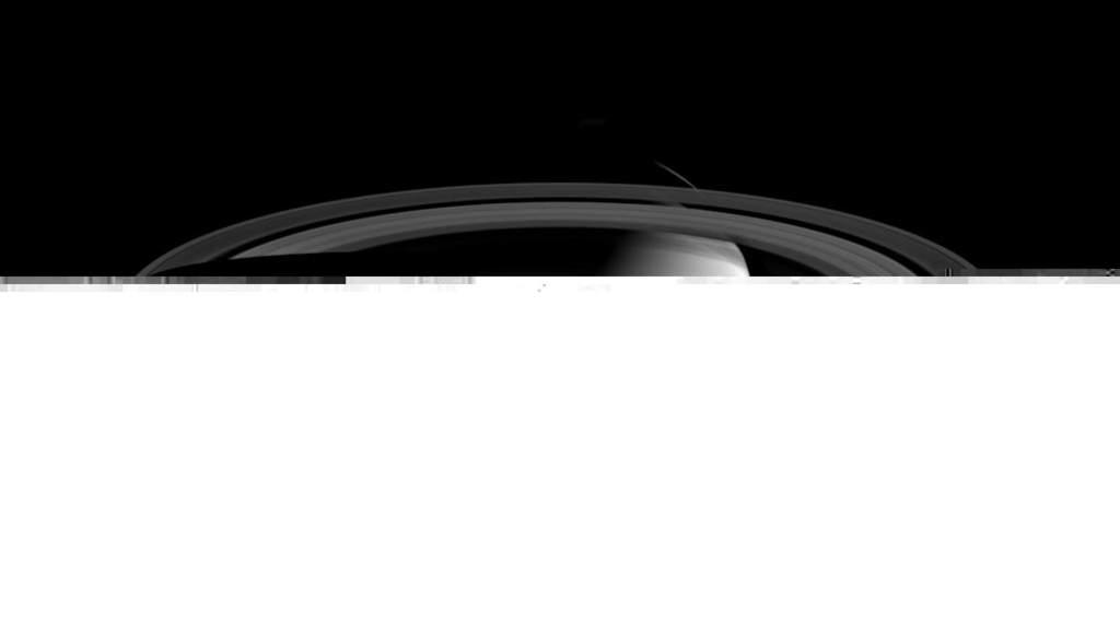Saturn okiem sondy Cassini