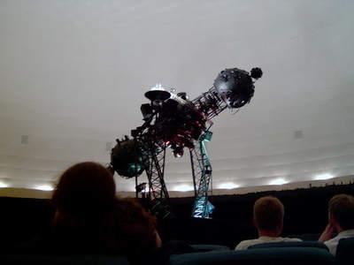 Rzutnik planetarium (I)