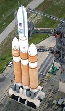 Delta 4-Heavy na platformie 37B