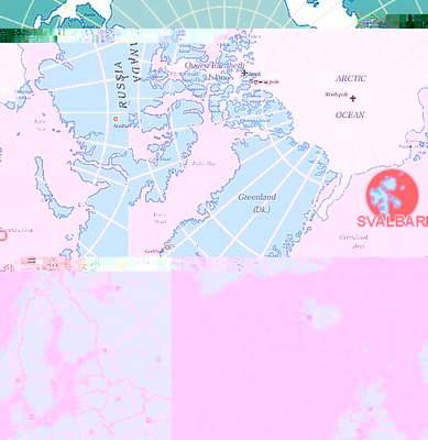 Wyspy Svalbard