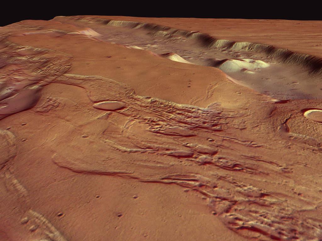 Doliny odpływowe Dao i Niger (III)