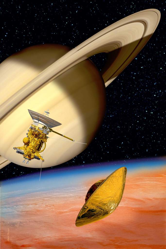 Cassini i Huygens