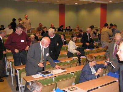 Konferencja Meteorytowa - Poznań 2004 (3)