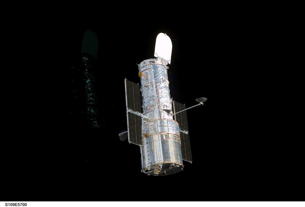 Kosmiczny Teleskop Hubble'a - najważniejsze fakty