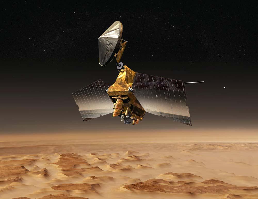 Mars Reconnaissance Orbiter (II)