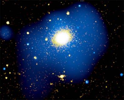 NGC 4555 w promieniowaniu X