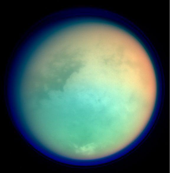 Tytan z Cassiniego, 26 października 2004