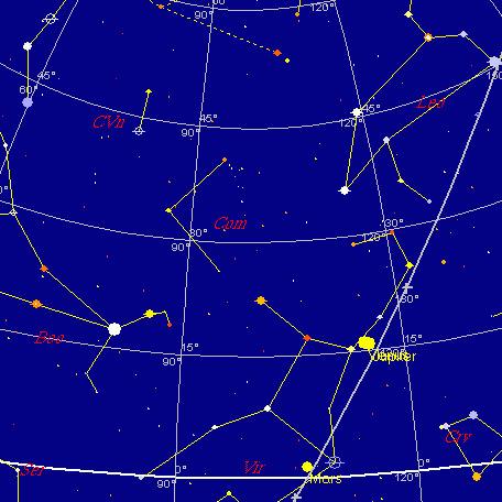 Niebo na wschodzie, 5 listopada 2004, 5:15