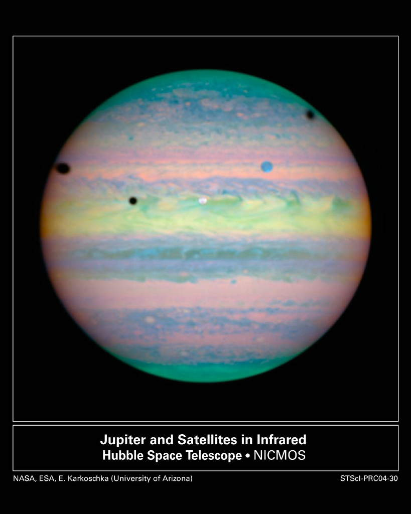 Potrójne zaćmienie Jowisza