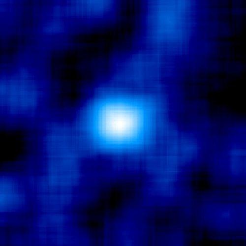 Karłowata galaktyka na obrzeżach Drogi Mlecznej