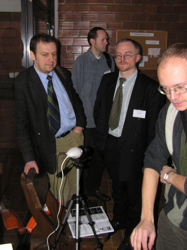 Dzień Otwarty w CAMK-u 2004