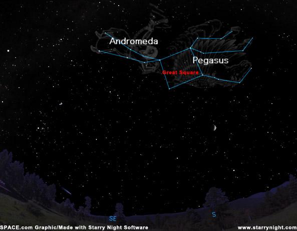 Andromeda i Pegaz