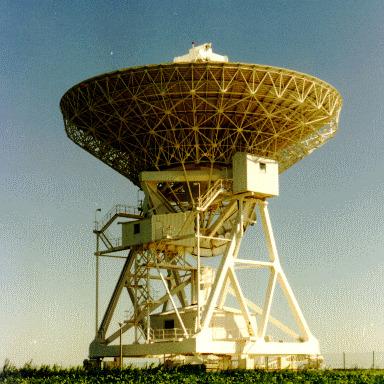 32 m Radioteleskop w Piwnicach k/Torunia