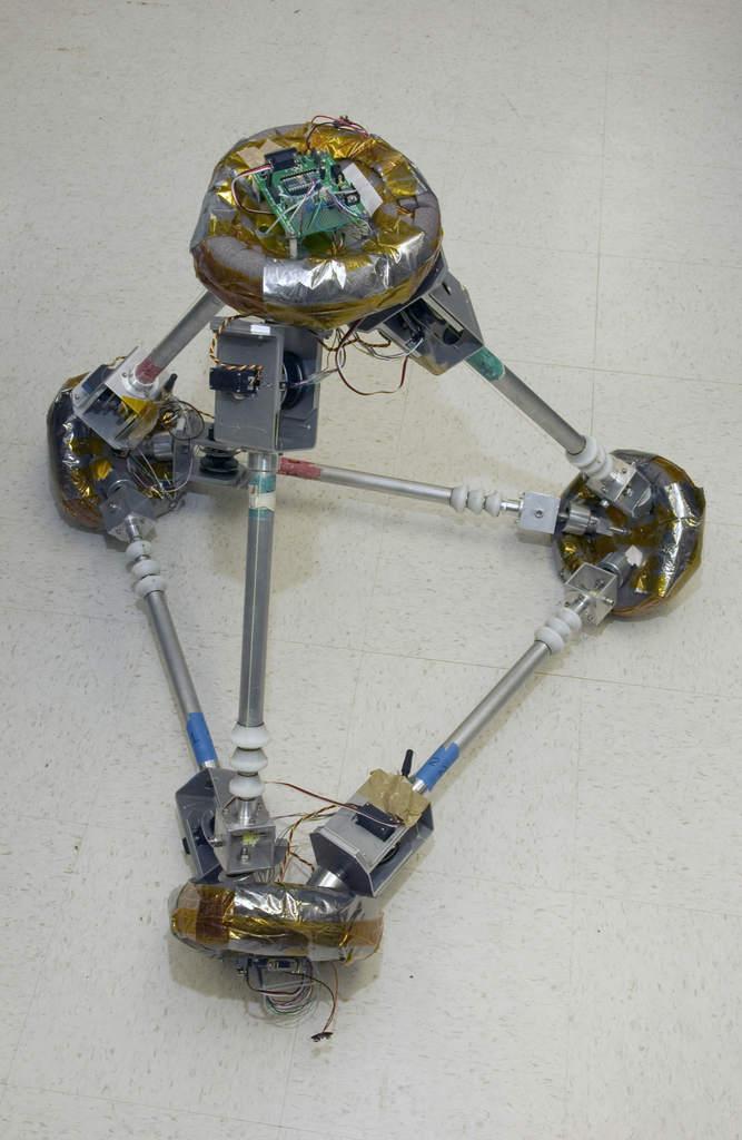 Prototyp TETwalkera