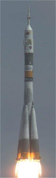 Start Rakiety Sojuz U
