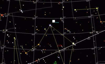 Ceres 9 maja 2005 roku