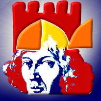 Logo Toruńskiego Festiwalu Nauki i Sztuki
