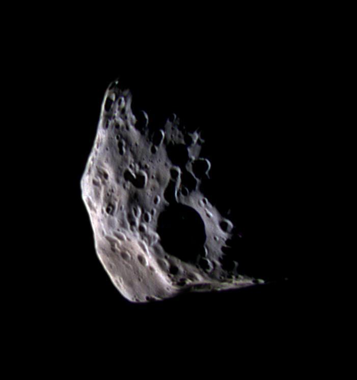 Epimeteusz, księżyc Saturna