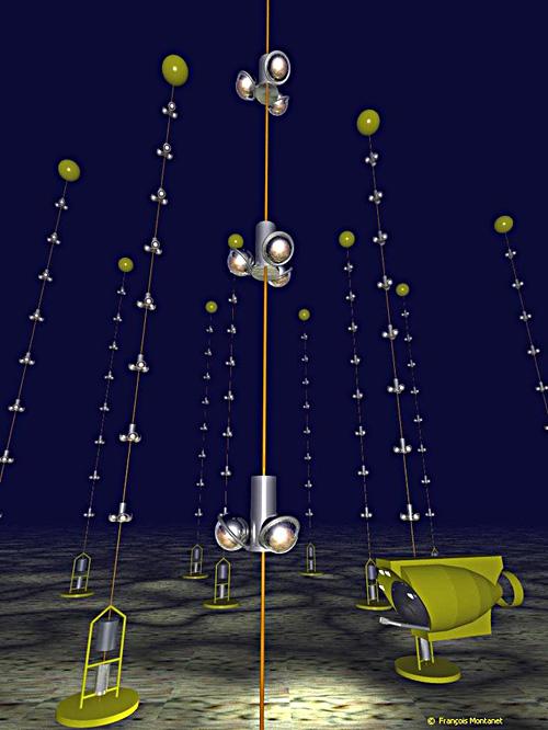 Detektor neutrin ANTARES